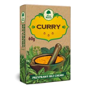 Curry przyprawa 60g Dary Natury