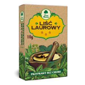 Liść laurowy suszony 10g Dary Natury (1)