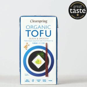 Tofu kremowe silken 300g Clearspring