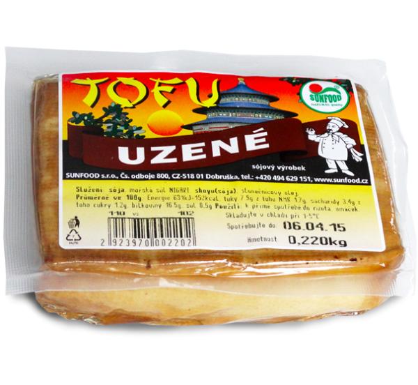 Tofu wędzone na wagę Sunfood kg