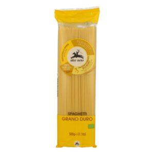Makaron semolinowy spaghetti 500g Alce Nero