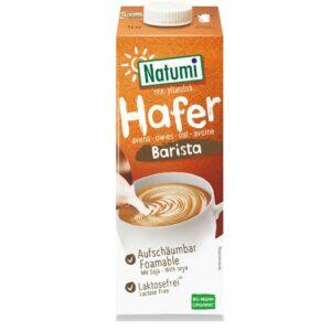 Napój owsiany z soją barista bio 1l Natumi
